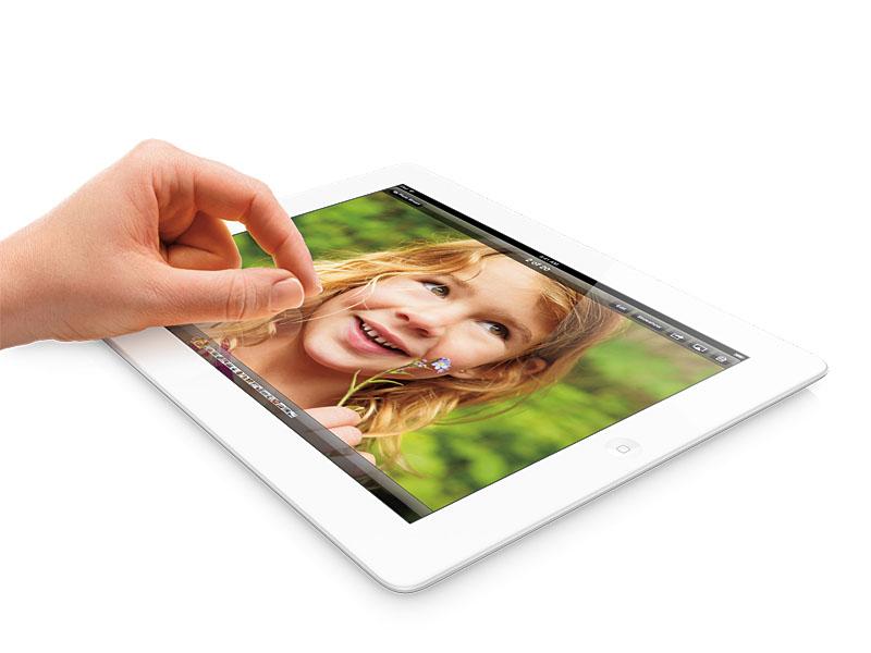 「iPad Retina」