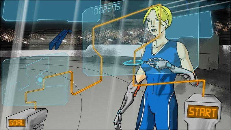 ロボット義手競技