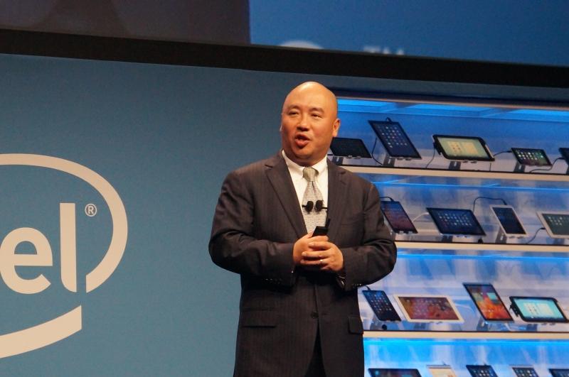 Intel China社長 イアン・ヤン氏