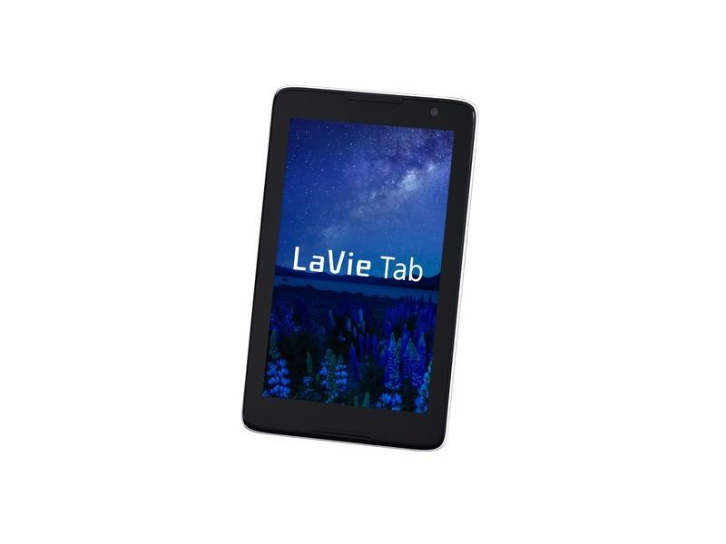「LaVie Tab E」(TE508/S1W、8型、ホワイト)