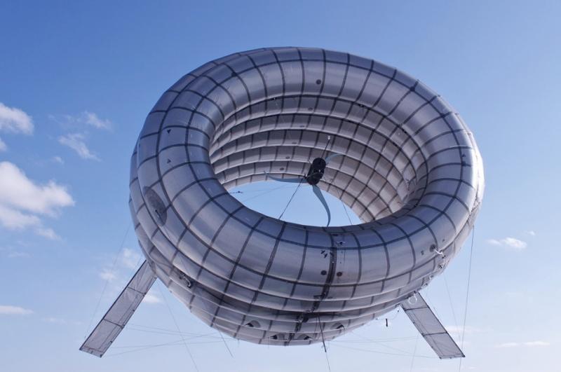 「Buoyant Air Turbine」