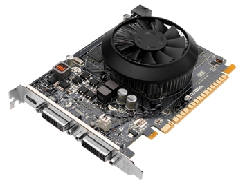 「GeForce GT 740」のリファレンスデザイン