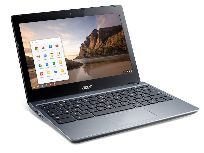 AcerのChromebook「C720」