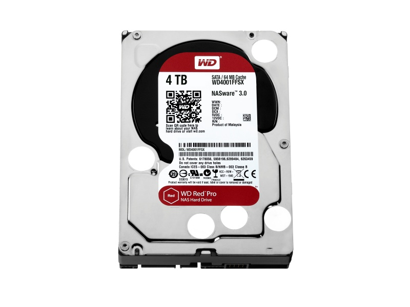 「WD Red 4TB」