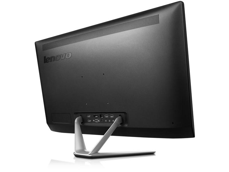 「Lenovo LI2821 Wide」の背面
