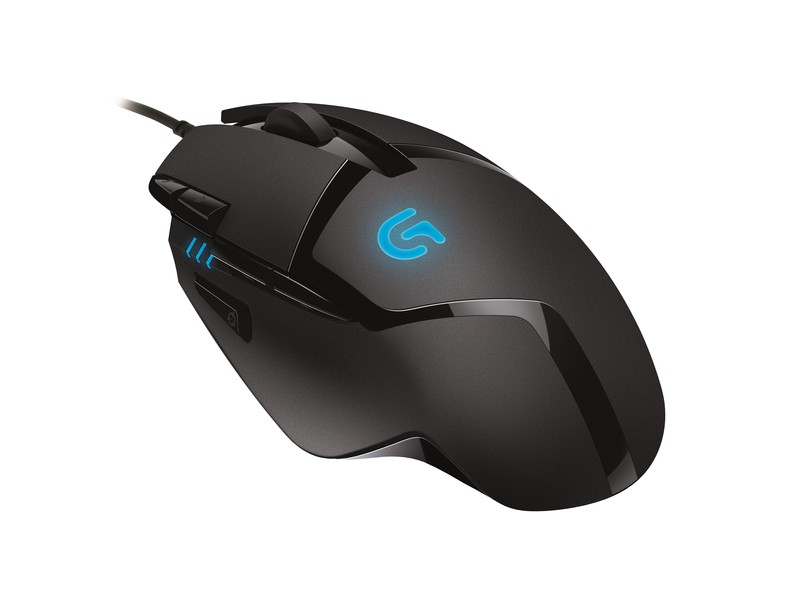 「G402 Hyperion Fury Ultra-Fast FPS Gaming Mouse」