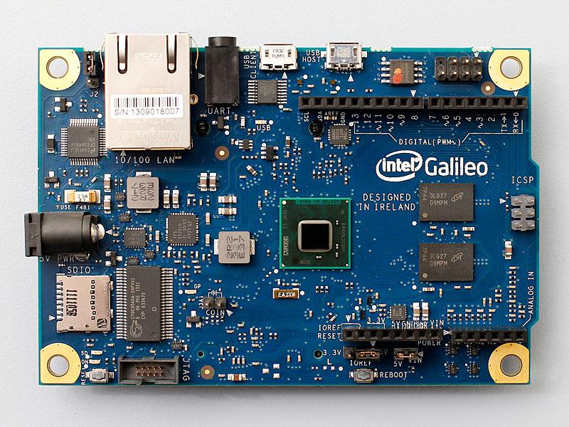 こちらは初代の「Galileo」。写真でもGen 2との違いがはっきり分かる