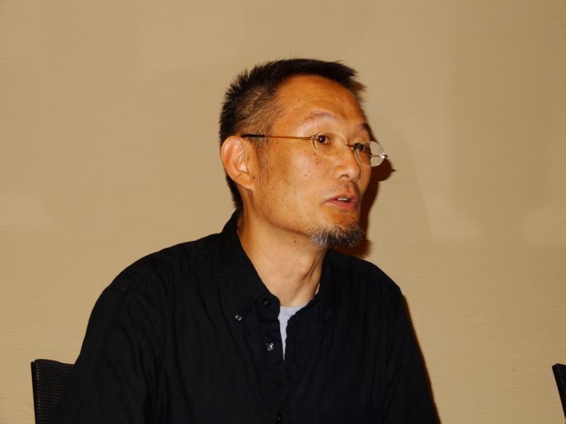 映画監督の八木竜一氏