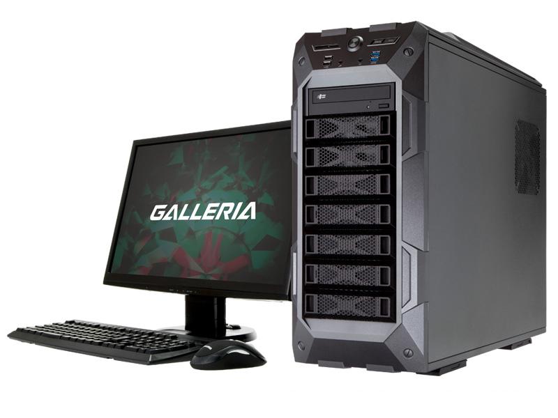 GALLERIA XI-E SLI<BR>(ディスプレイ別売)