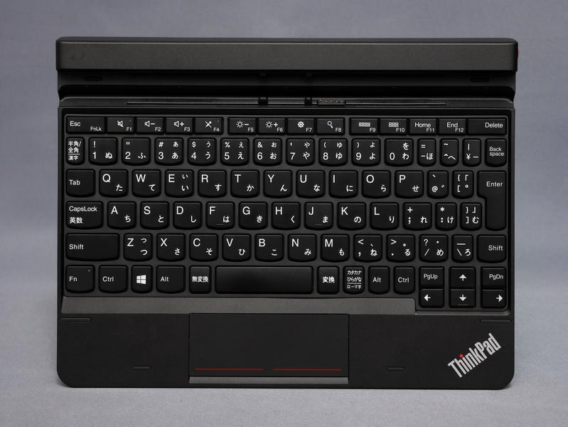 ThinkPad 10専用キーボード「ThinkPad 10ウルトラブックキーボード」