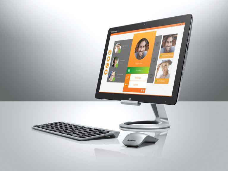 LenovoのHorizon 2sは小型軽量のテーブルトップPC