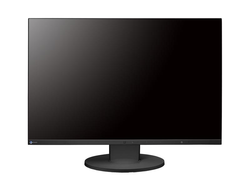 「FlexScan EV2455」(EV2455-BK、ブラック)