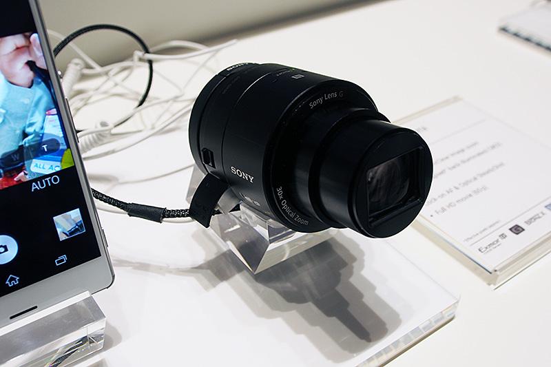 従来モデル同様NFCに対応しており、端末のタッチでペアリングが可能。Xperiaシリーズに限らず、一部のAndroidやiPhoneでも利用できる
