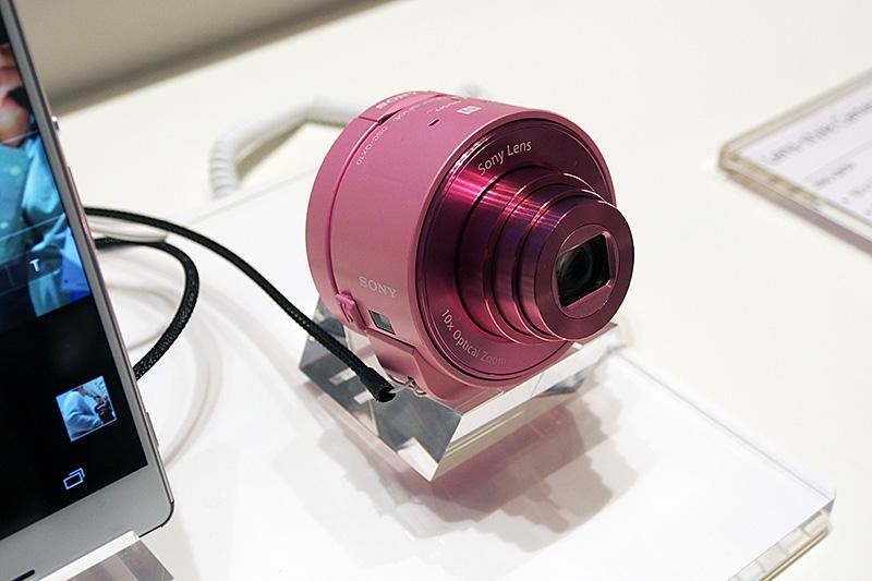 カラーバリエーションモデルのピンク