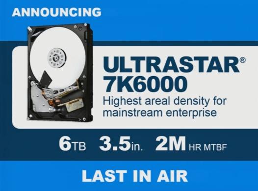 「Ultrastar 7K6000」
