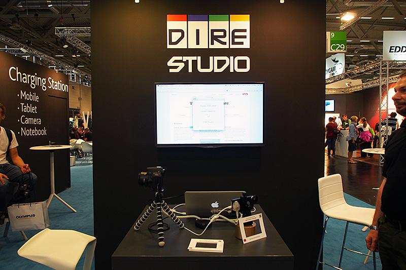 DIRE STUDIOはほかにもMac向けのカメラ操作ソフトウェアや、総シャッター回数をカメラのシリアルナンバーごとに管理するソフトウェアも開発している