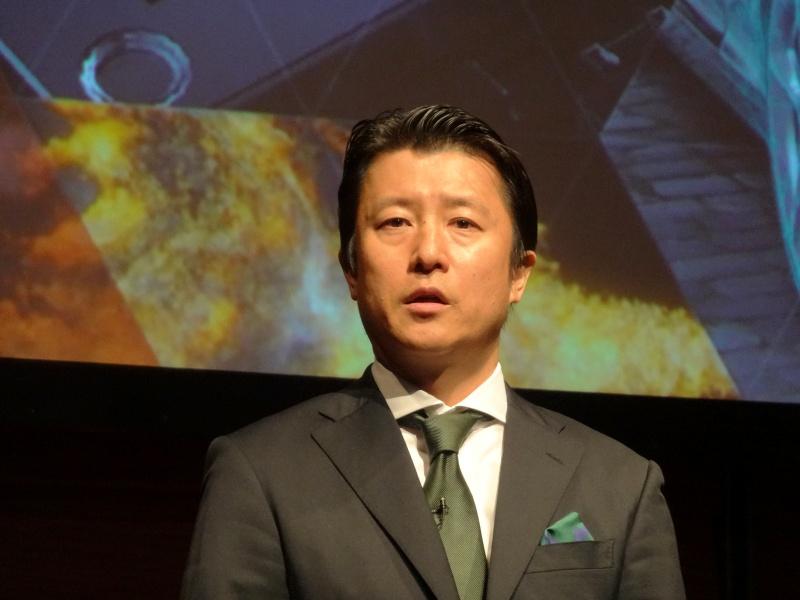 NVIDIA Japan日本代表兼米国副社長の大崎真孝氏