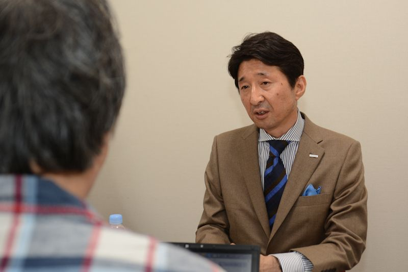 パナソニックITプロダクツ事業部テクノロジーセンター プロジェクトリーダーの星野央行氏