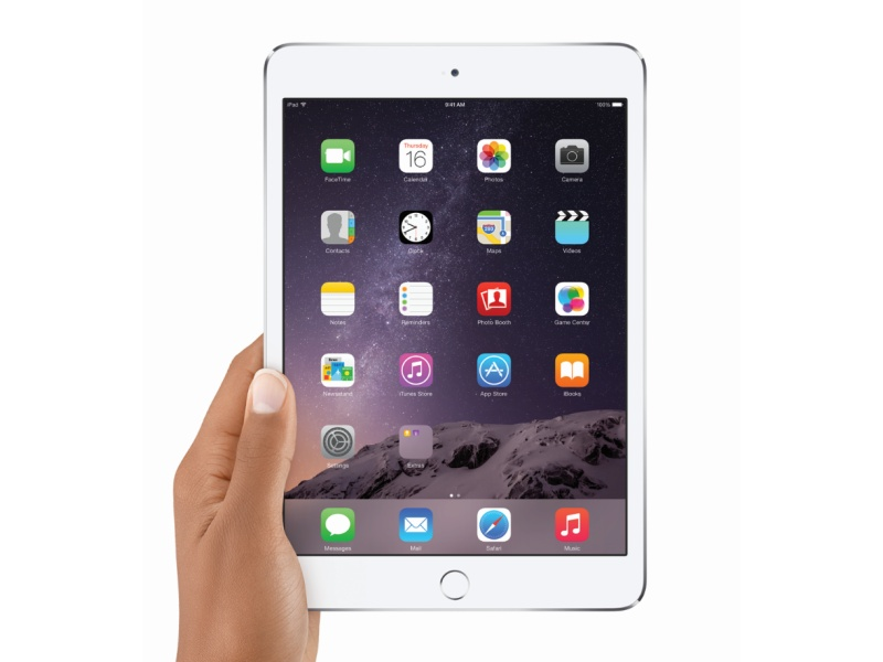 「iPad Mini 3」