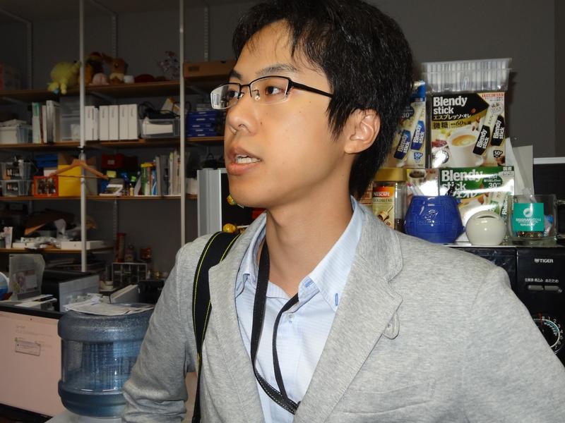 慶應義塾大学大学院メディアデザイン研究科 准教授 南澤孝太氏