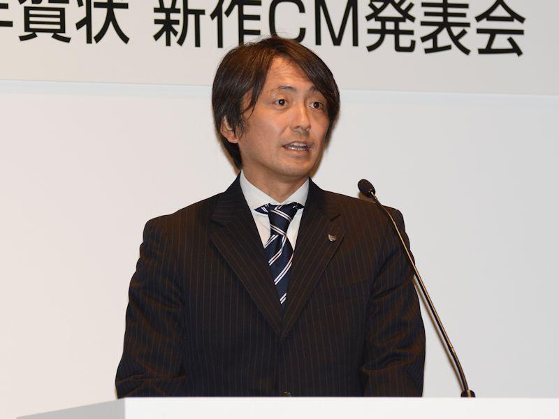 キヤノンマーケティングジャパン株式会社インクジェットマーケティング部プロジェクトリーダーの澤田創氏