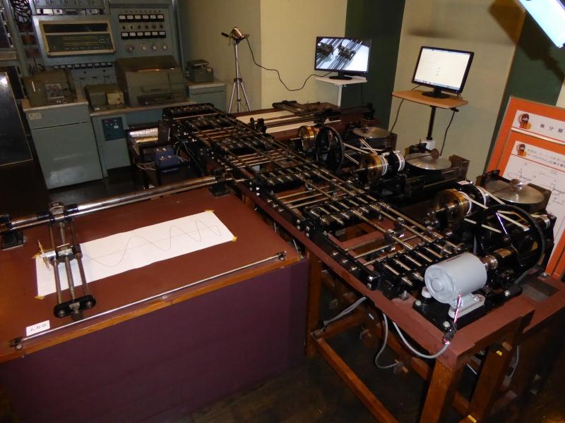 微分解析機