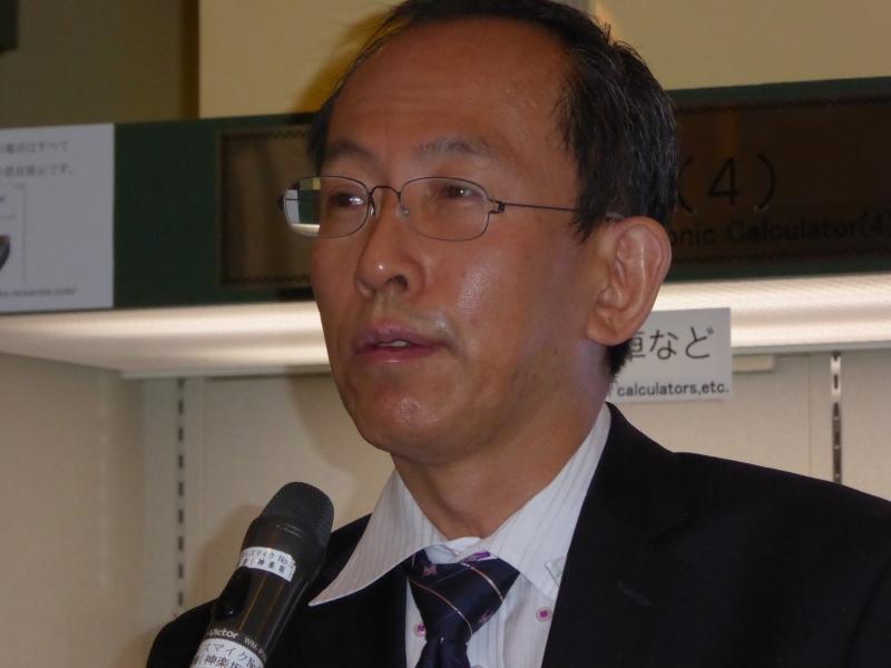 国立情報学研究(NII)所長 喜連川優氏