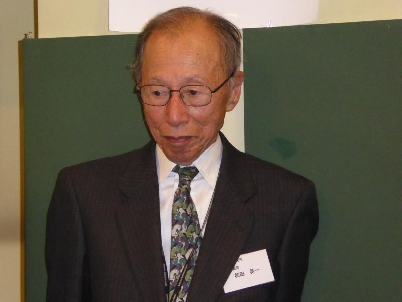 IIJ 技術研究所 研究顧問 和田英一氏