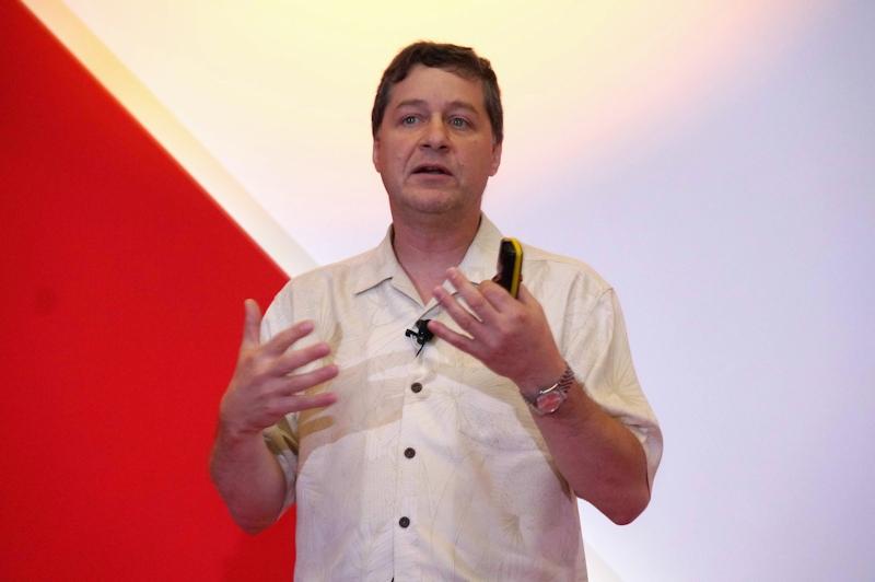 AMDのJoe Macri氏(CVP and Product CTO)
