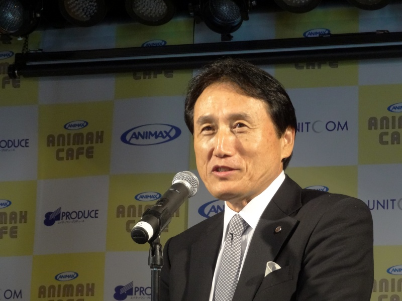 81プロデュースの南沢道義氏。「日本の声優文化をさらに広げるとともに、世界や次の世代へ展開していきたい」