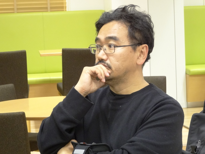 後藤弘茂氏