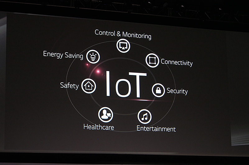 IoT製品も積極的に投入するほか、プラットホームのオープン化で相互接続性の確保を目指す