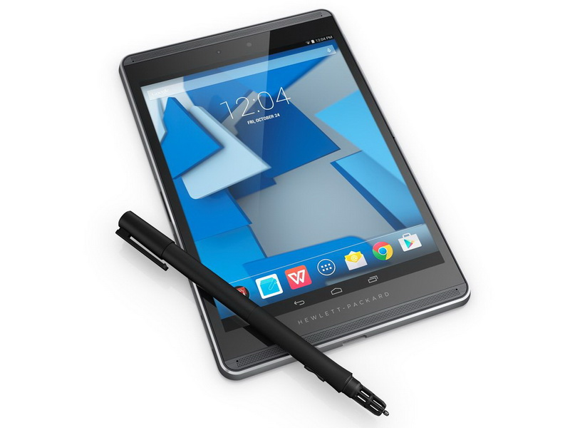 HP Pro Slate 8とHP Duet Pen