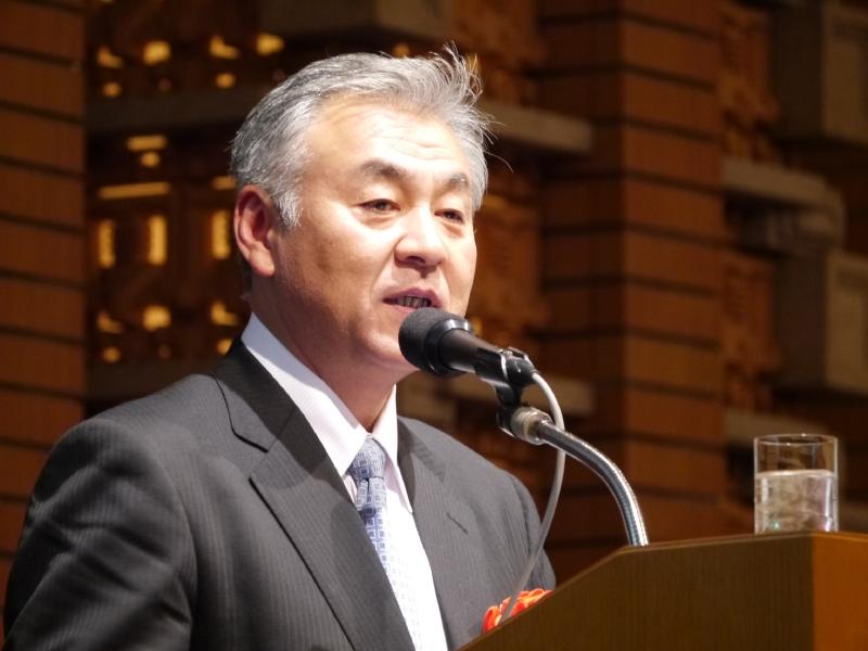 日本ヒューレット・パッカード 執行役員プリンティング・パーソナルシステムズ事業統括パートナー営業統括本部 西日本営業本部長の那須一則氏