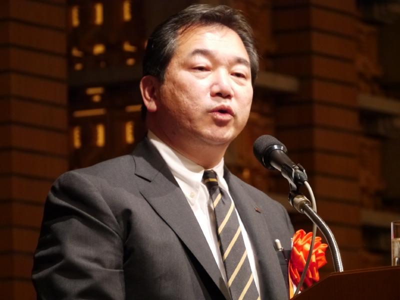 東芝 執行役常務 デジタルプロダクツ&サービス社カンパニー社長の村戸英仁氏