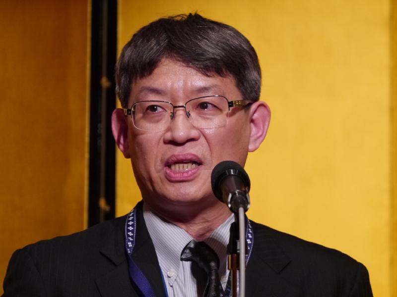 経済産業省商務情報政策局情報処理振興課長の野口聡氏