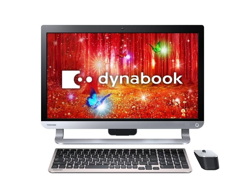 「dynabook D61」(モデル名:D61/PB、プレシャスブラック)