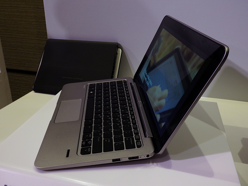 パワーキーボードにはDisplayPort出力やUSB 3.0などが装備される
