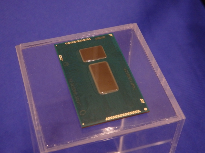 第5世代Coreプロセッサ