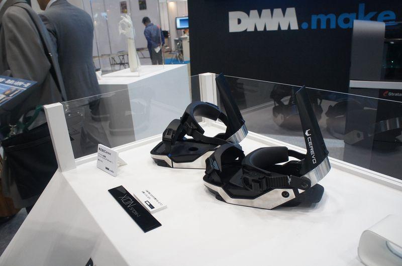 Cerevoの新製品の開発にもDMM.makeの3Dプリントサービスが利用されている