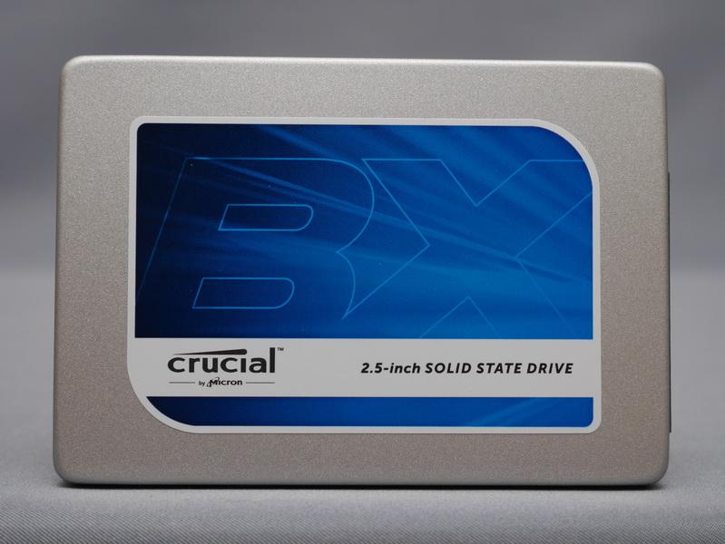 Crucial M550後継となるCrusialブランドの新ハイエンドSSD「Crucial MX200」