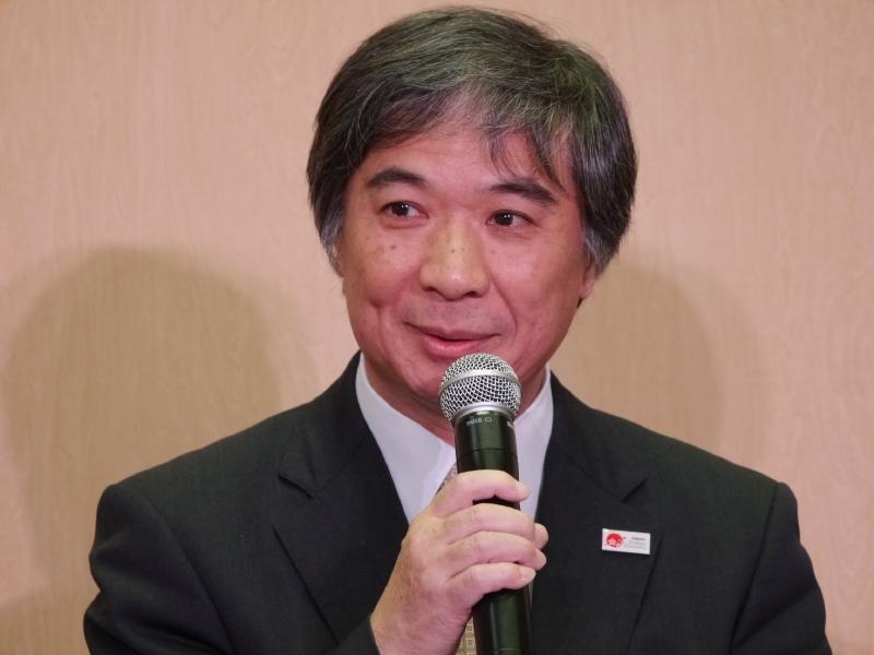 国土交通省九州運輸局の竹田浩三局長