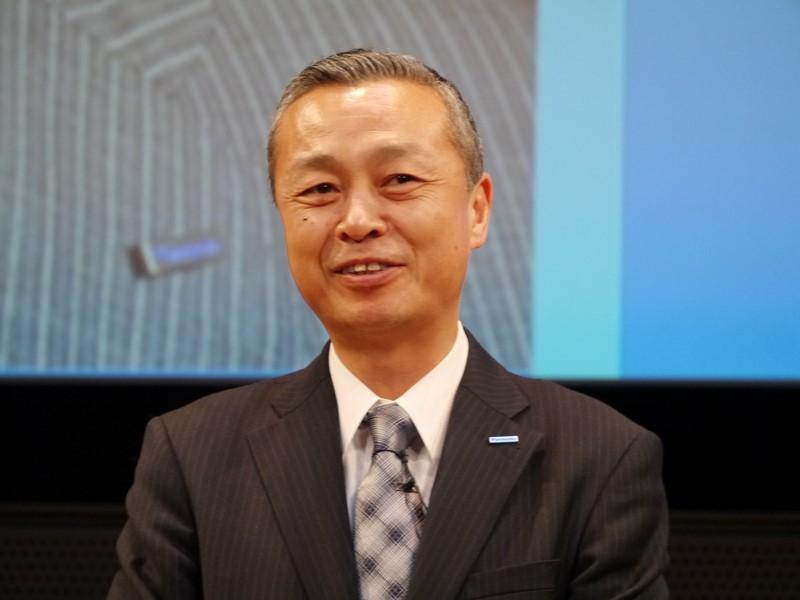パナソニック AVCネットワーク社 常務 ビジネスモバイル事業担当 ITプロダクツ事業部・原田秀昭事業部長