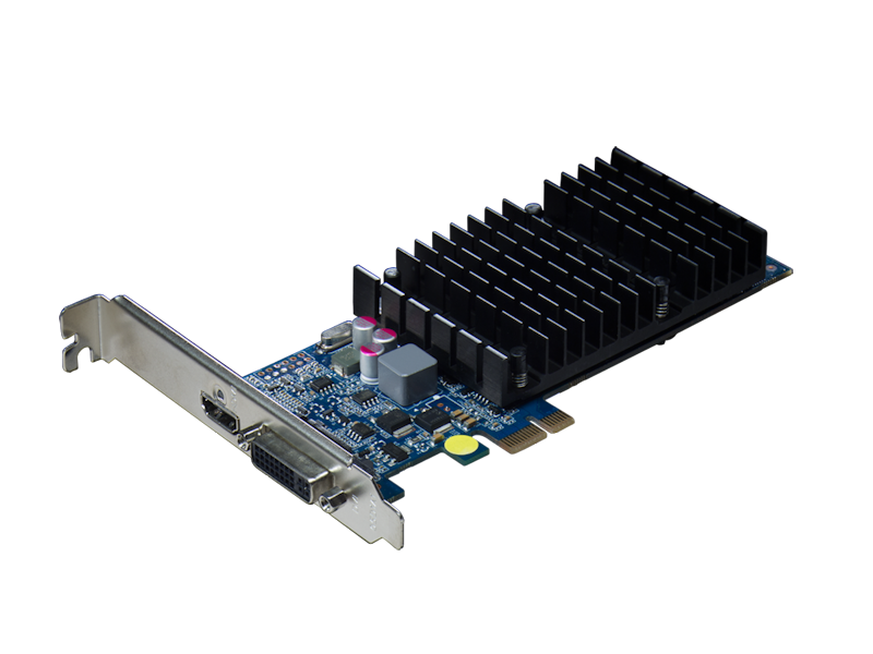 「GeForce GT 610 x1 1GB」