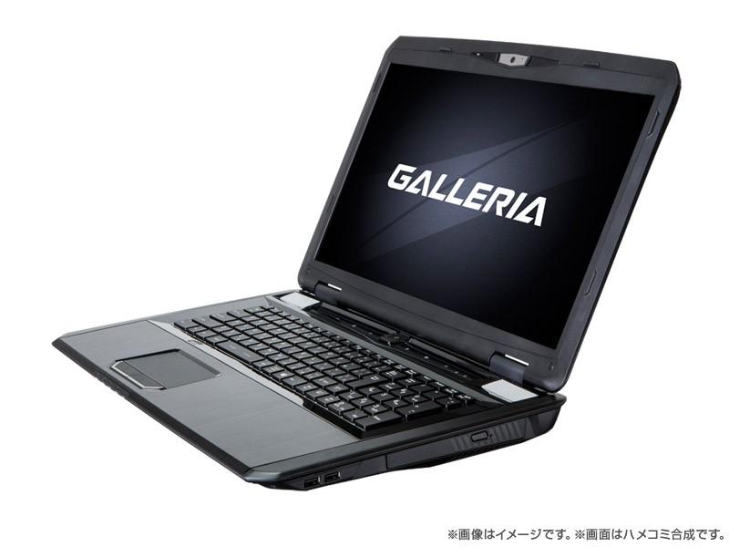 「GALLERIA QF980HG」