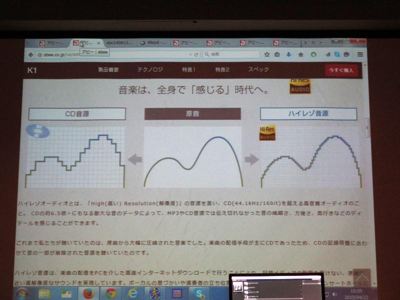 弊誌の読者にとっては釈迦に説法だが、ハイレゾは16bit/44kHz(CD)音質以上の音源のことを指す