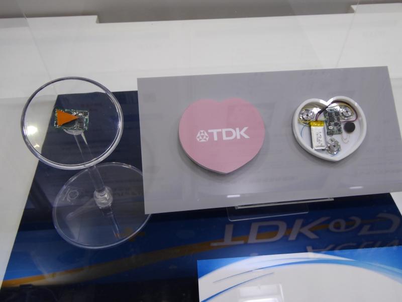 TDKのメディカルヘルス用各種センサーの提案