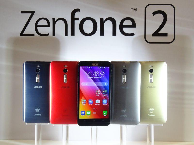 「ZenFone 2」