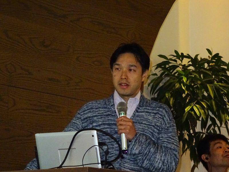 VAIO Z Canvasのイメージ動画を作成した、リールビジョン代表取締役の山口正憲氏