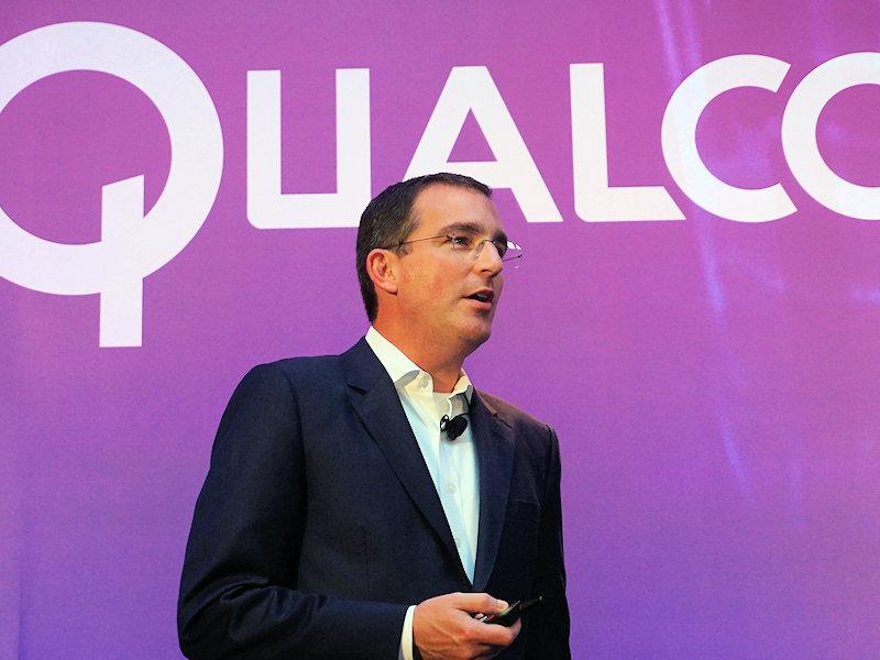 Qualcomm Technologies マーケティング担当副社長 ティム・マクドノウ氏